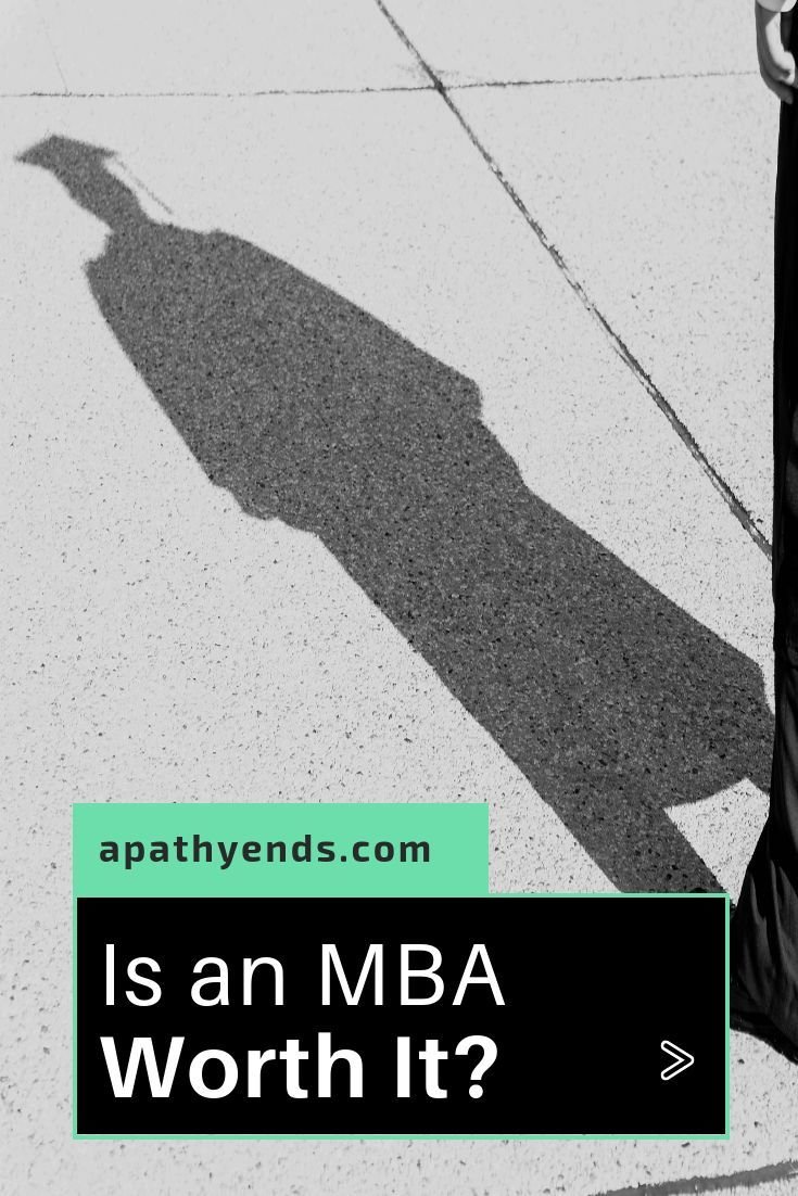 is it worth getting an mba