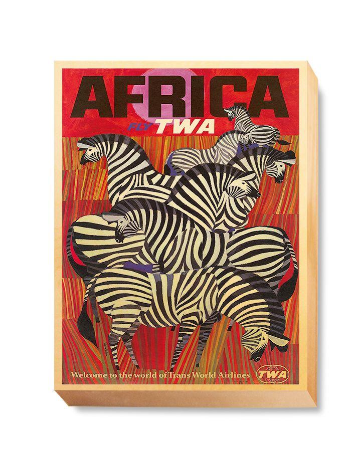 TRV 055 Travel Art Africa TWA