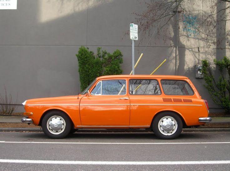 1970 VOLKSWAGEN 1600L VARIANT - Type 3 / Model 364