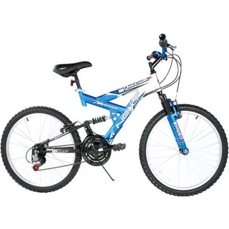Next Power Climber 24 inch Boys' Mountain Bike, White
