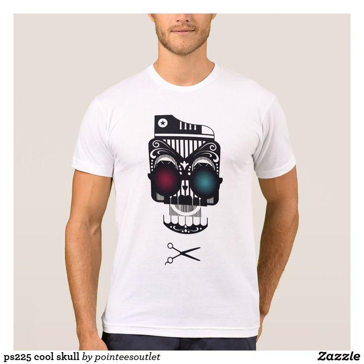 ps225 cool skull tees #tees #tshirt #t-shirt #shirt #cool #clothing