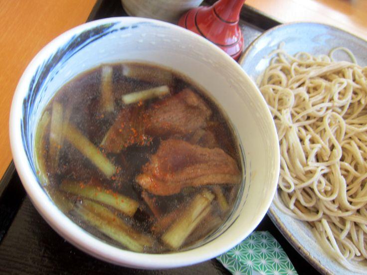 #Soba #Kamo-seiro #Duck(Aigamo) #Thin #Noodles #Lunch #JUAN #Eniwa #Japan #蕎麦 #手打ち十割 #細麺 #鴨セイロ #一日十食限定 #恵庭市 #樹庵 #하루십인분한정 #소바 😊