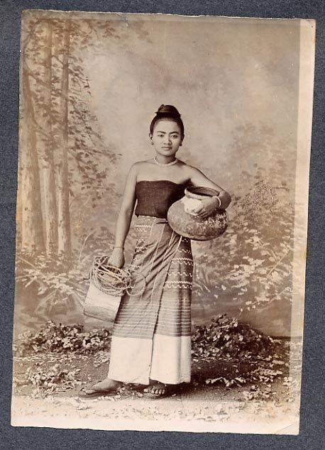 Burmese beauty