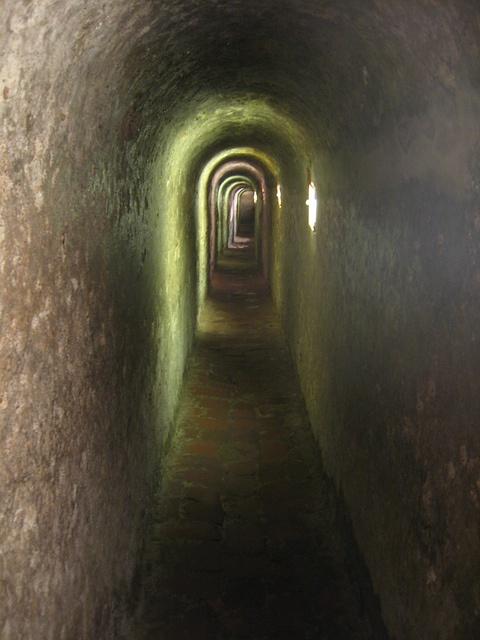 castillo de san felipe, cartagena, colombia