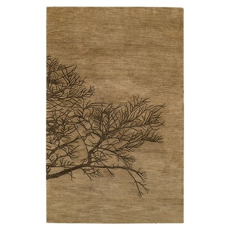 Choose Beautiful Hand Tufted, Transitional Graphique Shadow Branch Bark Rugs  From Capel Rugs, Americau0027s Rug Company.