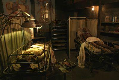 Haunted house horror ideas