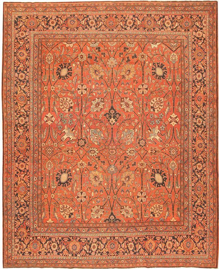 Modern Persian Tabriz Design Rug 44687 Nazmiyal Antique Rugs: 323 Best Rugs Images On Pinterest