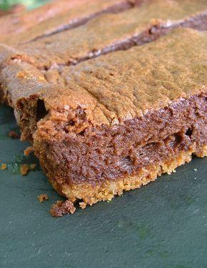 tarte mousse au chocolat croutillante