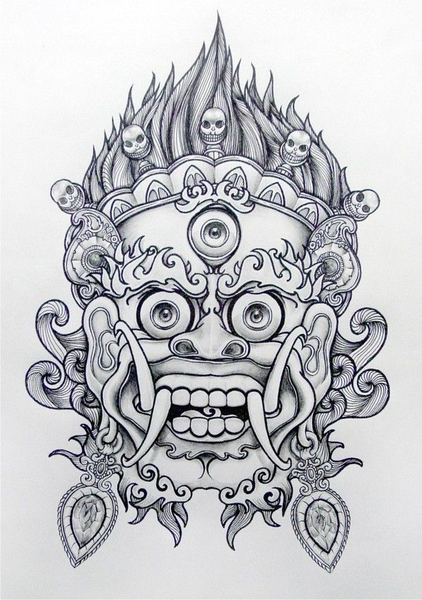 Chinese Lion Art Asian Pinterest