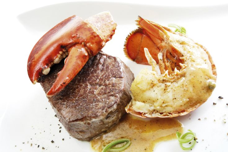 5 x verrassende surf 'n turf combinaties