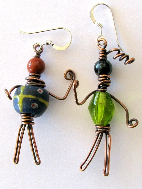 2933 best jewelry, wire images on Pinterest | Wire wrapped jewelry ...