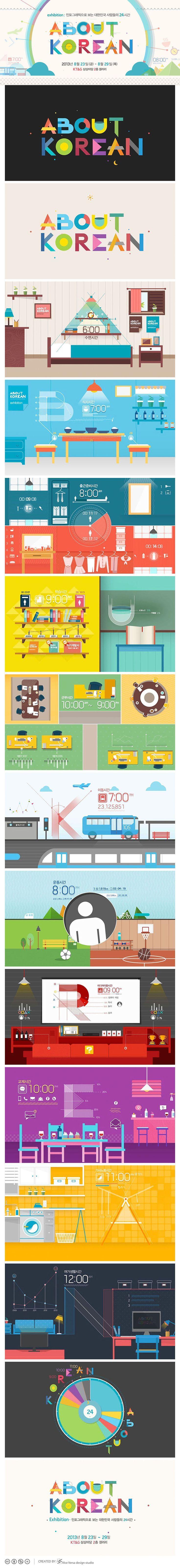 ABOUT KOREAN exhibition :     24     ABOUT KOREAN 11      11  24    . http://vimeo.com/69441538 #infographics