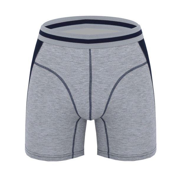 Sport anti-friction des boxeurs des hommes u sous-vêtements convexe des mémoires…