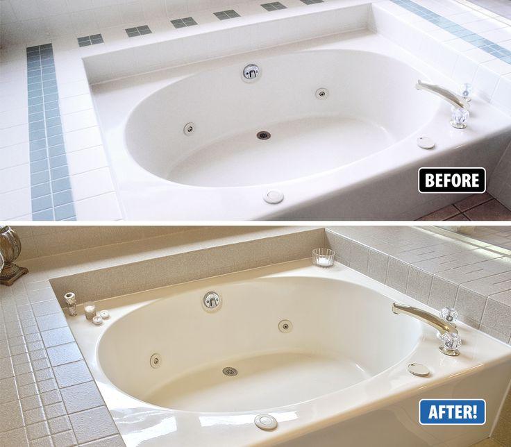 33 best Bathtub Refinishing images on Pinterest | Bathtub ...