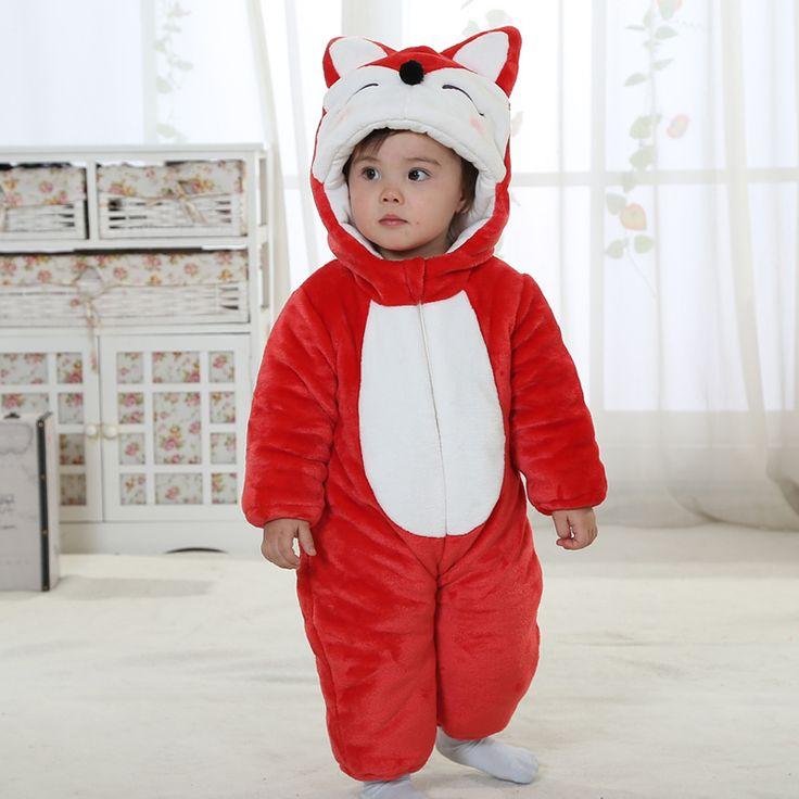 Nieuwste Winter Baby Rompertjes Rood Baby Halloween Kostuums 4 24 Pasgeboren Baby Kleding Winter KJ 16014 in  van rompers op AliExpress.com   Alibaba Groep