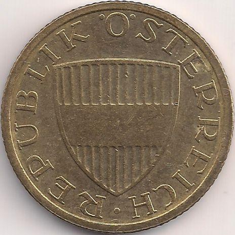 Motivseite: Münze-Europa-Mitteleuropa-Österreich-Schilling-0.50-1959-2001
