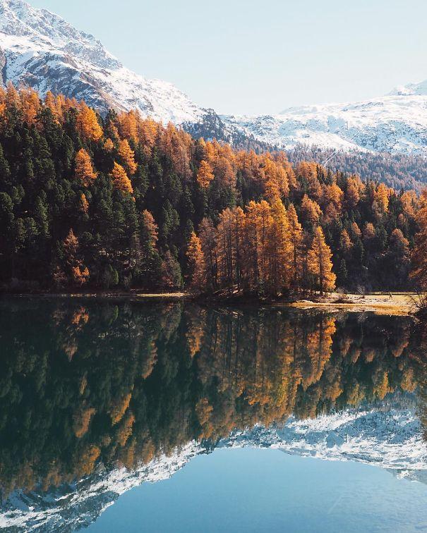 My Friend's Photographic Journey Through Switzerland | Bored Panda
