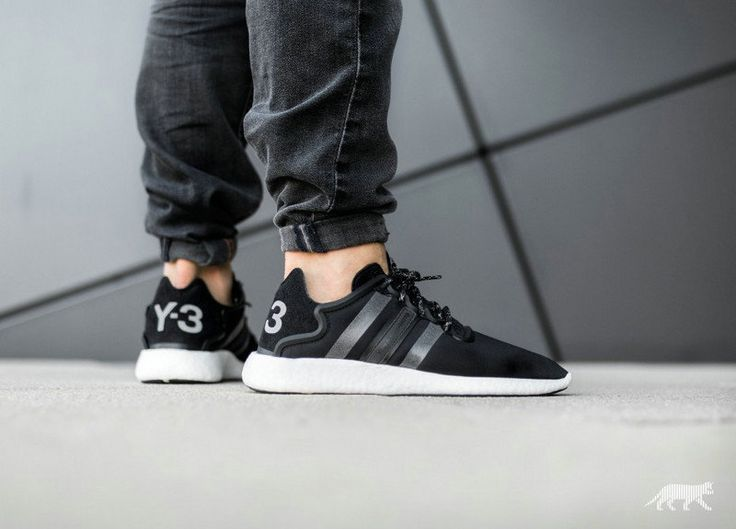 d6c68528778a Chaussures De Course 2017 adidas Y-3 Yohji Boost On Feet Will Release In A