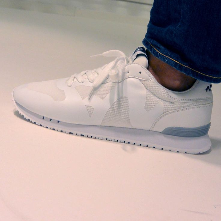 Noodles Runabout white runners #sneakers
