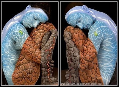 Body Painting PicturesGraphics Art, Amazing Body, Body Paintings, Mothers Earth, Body Art, Beautiful Art, Bodyart, Body Painting Art, Craig Tracy