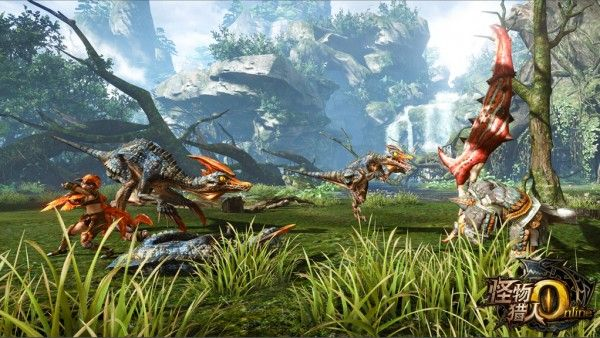 The latest Monster Hunter addition seems like a logical choice for the franchise in that it is going to be a fully fledged online role playing game, or MMORPG. Monster Hunter Online is being developed by a Chinese developer called Tencent games and is being released by Capcom.