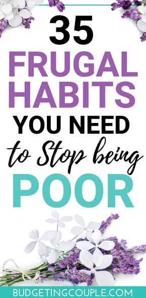 Why Am I Poor? Top 35 Tips To Stop Being Broke and Start Saving Money