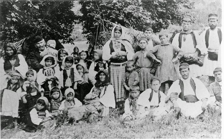 Χωρικοί της Αττικής 1870