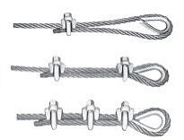 Aircraft Cable, Wire Rope, Cable Clamp & Thimbles - Starlight ...