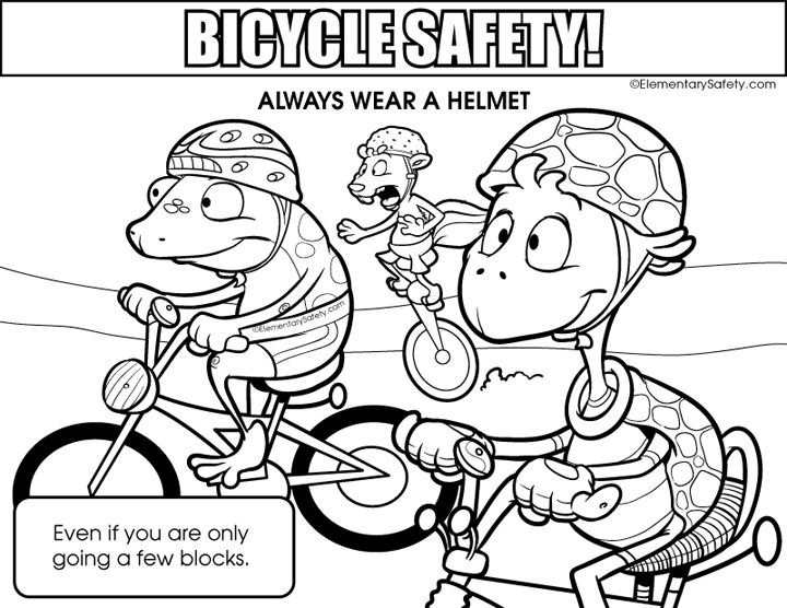 workplace safety coloring pages - photo#18