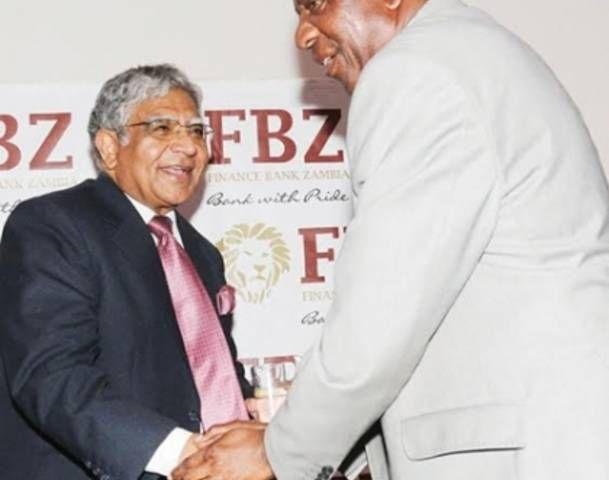 Former FBZ (Finance Bank Zambia) #Chairman suffers another scandal https://goo.gl/GRdYYg