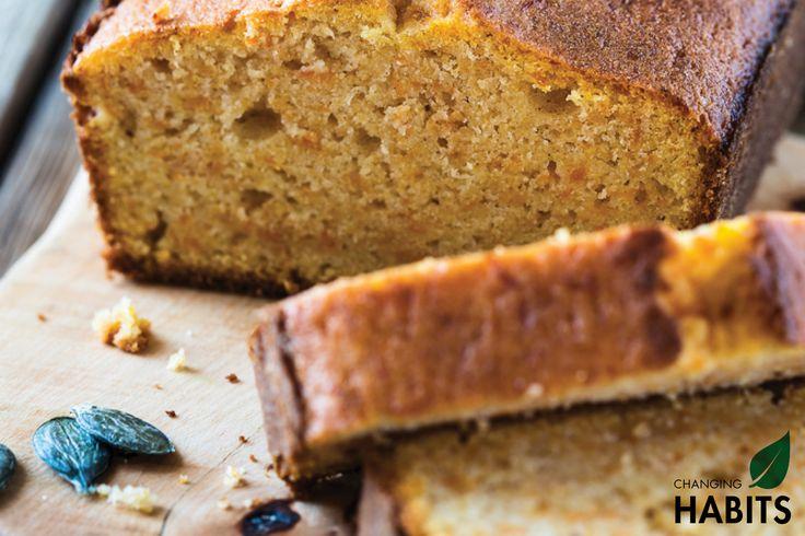 Chai Spiced Pumpkin Bread