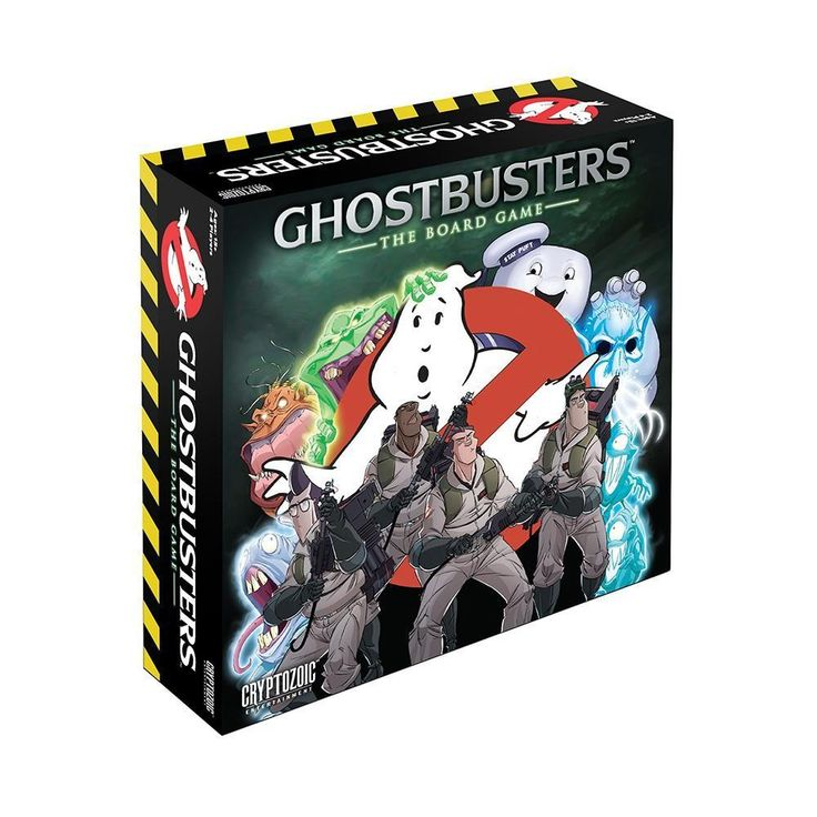 Ghostbusters: The Board Game | $77AU #boardgame #game #ghostbusters #movie #fun #whoyougonnacall