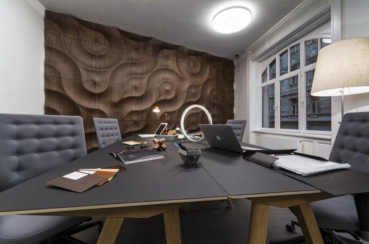 3D обшивка стен VOLGA - MOKO