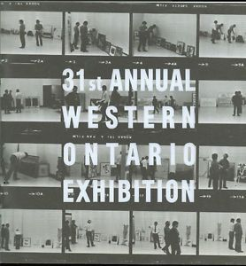 31ST ANNUAL WESTERN ONTARIO EXHIBITION 1971 London Ontario image 1