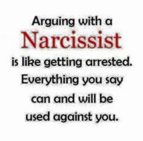 Maranda Rights with a Narcissist
