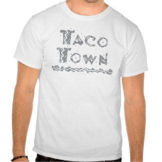 SNL Taco Town's Pizza Crepe Taco Pancake Chili Tee