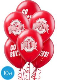 17 Best Images About Ohio State Themed Party On Pinterest