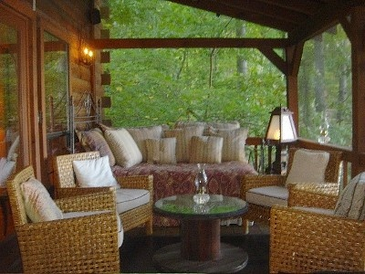 Sleeping Porch And Living Room Part 68