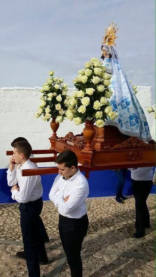 Fiestas Virgen de la Paz 2016 @ErnestoAlberca #peritic