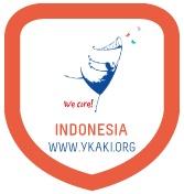 "#ChildhoodCancerDay by YKAKI.  ""YKAKI - Yayasan Kasih Anak Kanker Indonesia, We Care!"""