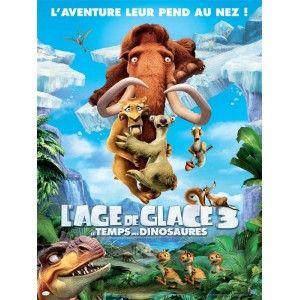 DVD Age de Glace 3