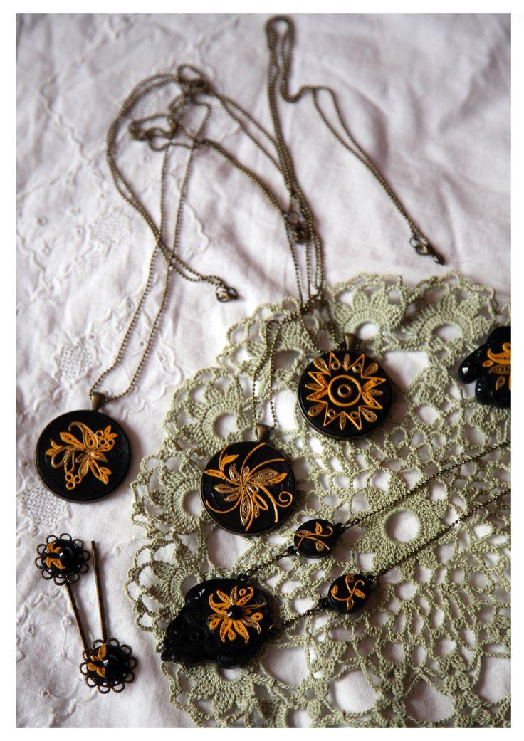 Zarzillos´s filigree jewelry