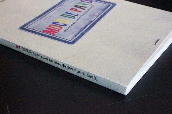 MOCO DE PAVO | Colectânea de Contos Infantis by Tiago Afonso, via Behance