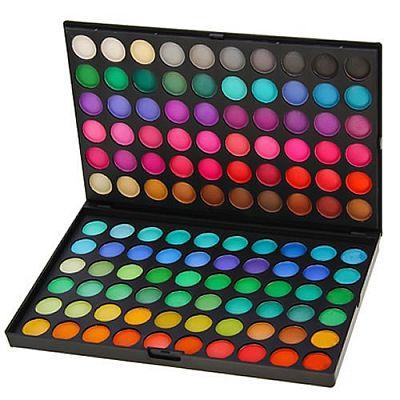 Laroc 120 Colours oogschaduw Palette Makeup Kit Set Professional Box 1 Stuks | Nu 5% korting | 1 Stuks | Drogisterij.net eyeshadow
