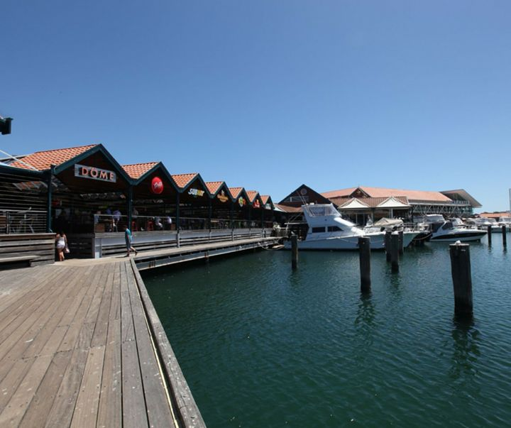#SeeSorrento: Hillarys Boat Harbour Feeling peckish? You'll be spoilt for choice.