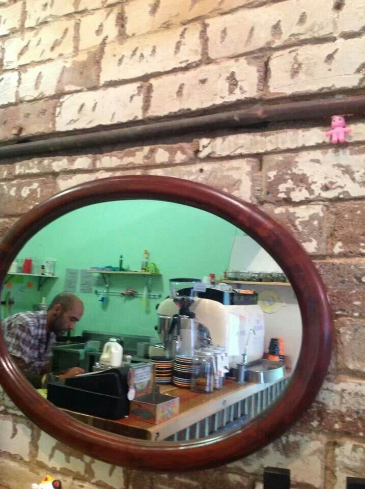 Up Beet Juice & Espresso, Katoomba St. Photo supplied by Helen Louise Mountford.