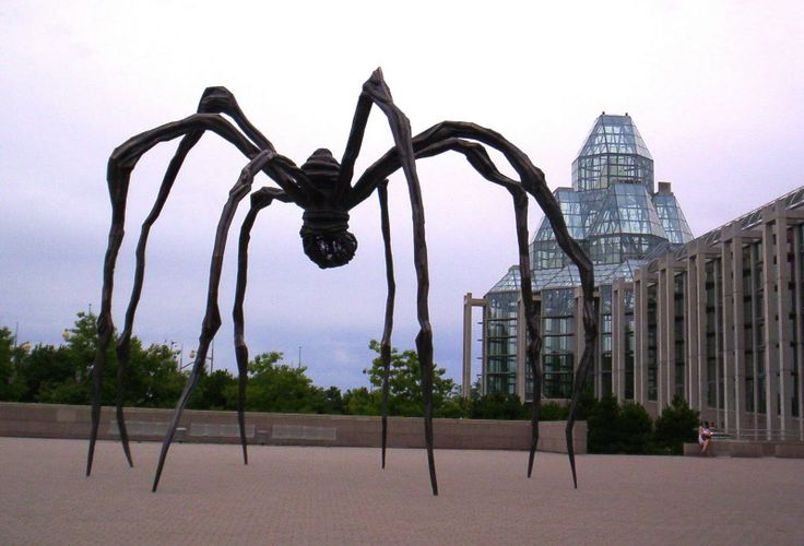Louise Bourgeois: Farewell to the Spiderwoman