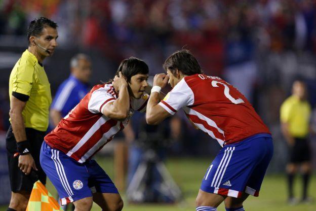 Ver partido Paraguay vs Colombia en vivo 05 octubre 2017 Eliminatorias - Ver partido Paraguay vs Colombia en vivo 05 de octubre del 2017 por la Eliminatorias Conmebol. Resultados horarios canales de tv que transmiten.