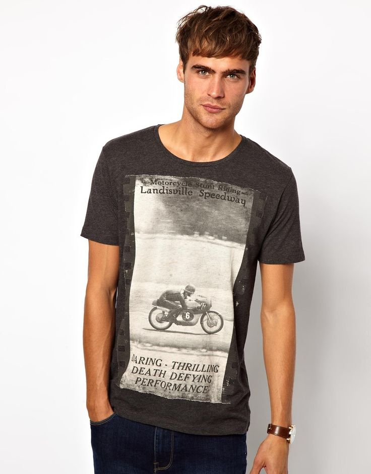 motorcycle T-shirt #TEE