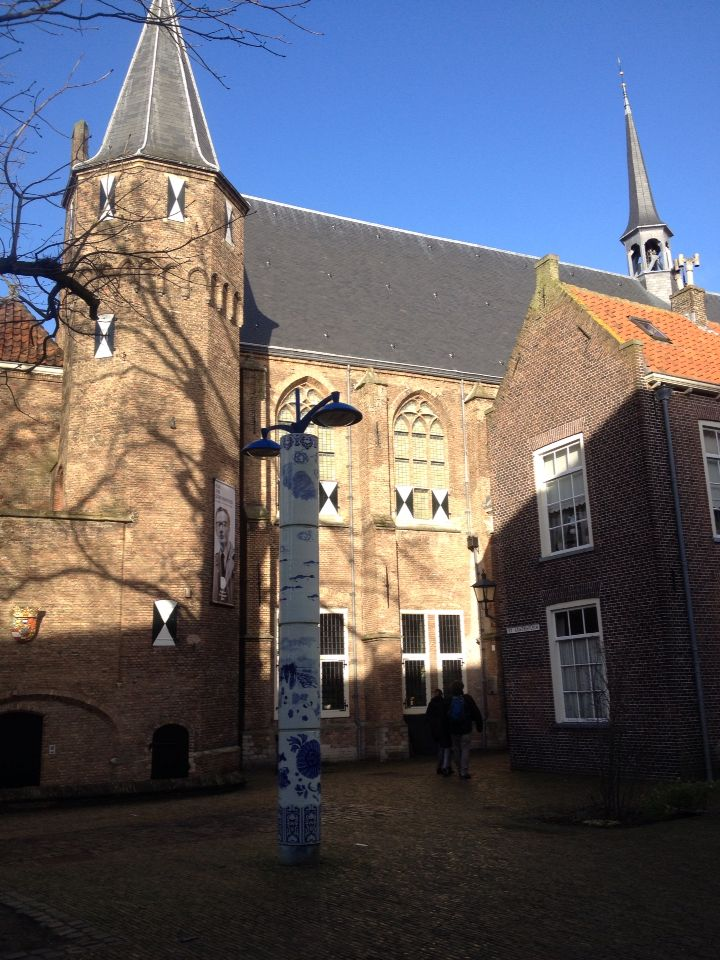 The Old Church, Delft.